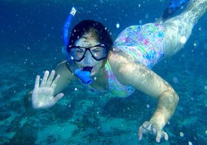 Snorkeling Galapagos Islands - © Cool V... on Flickr
