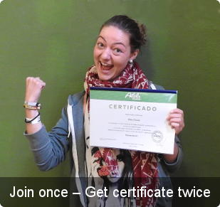 Join once - Get certificate twice