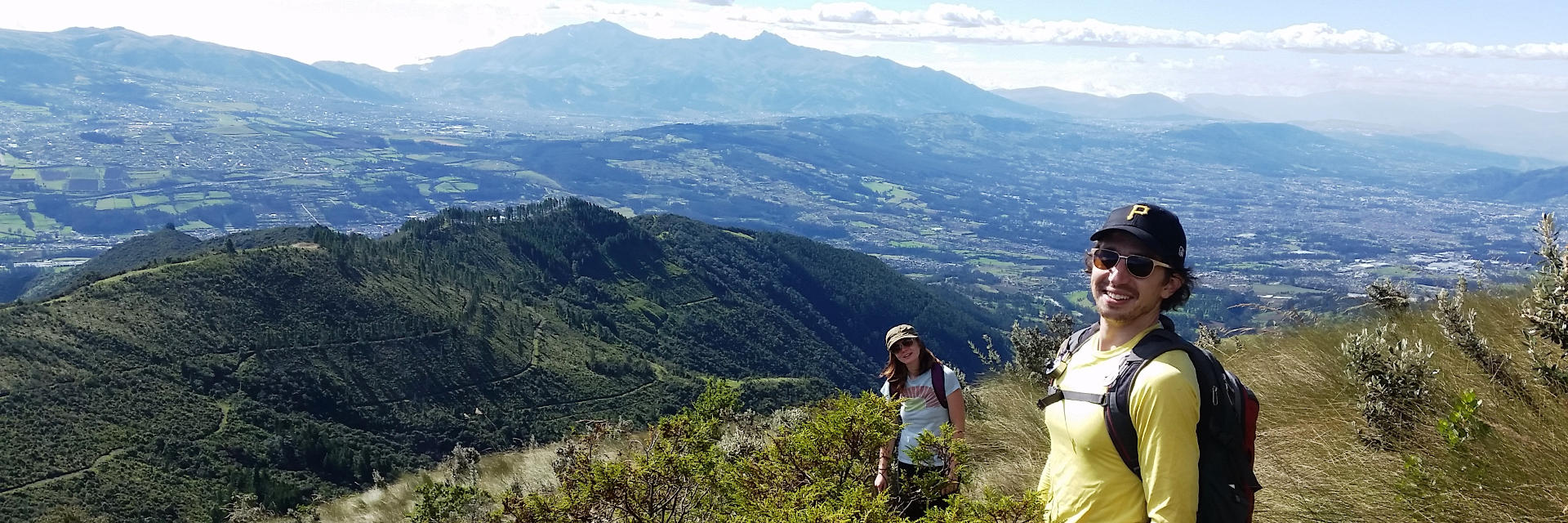 Spanish Course and Hiking in Quito