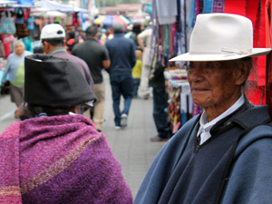 Otavalo Idegenious People