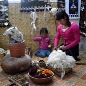 Textile Handcrafting in Otavalo